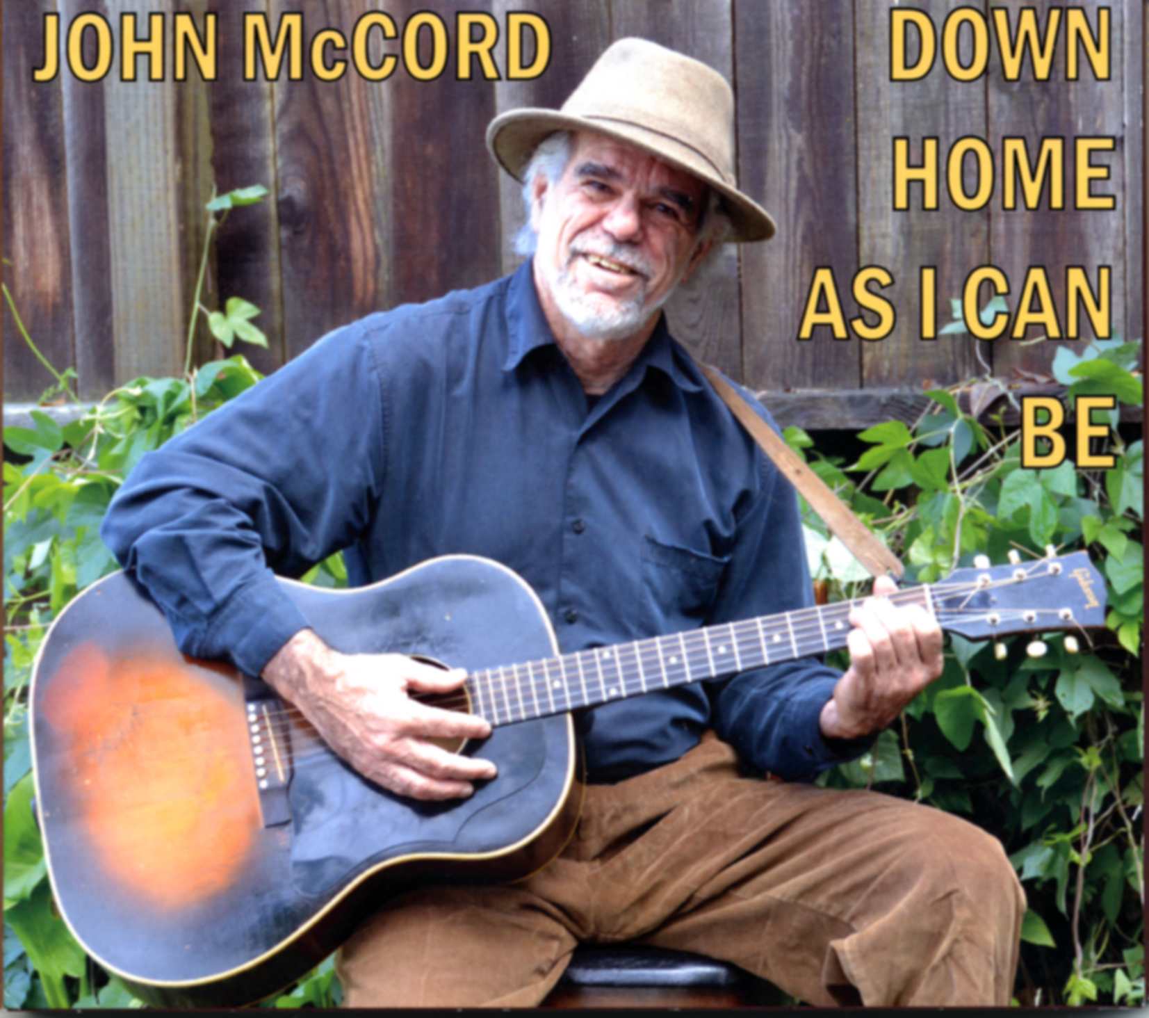 John McCord: Down Home As I Can Be