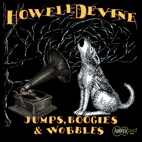 HowellDevine: Jumps, Boogies & Wobbles