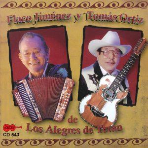 Flaco and Tomas Ortiz 543 cover