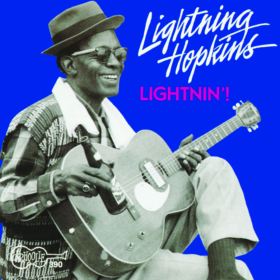 Lightning Hopkins Lightnin Arh Cd 390 Down Home