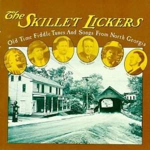 The Skillet Lickers: Old-Time Fiddle Tunes & Songs / County CD-3509