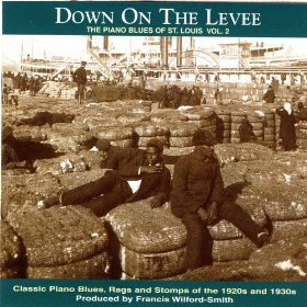 Down On The Levee: Piano Blues of St  Louis, Vol  2 / Yazoo CD-2065
