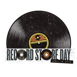 RECORD STORE DAY! SATURDAY APRIL 16TH! 25% OFF ALL USED MERCHANDISE