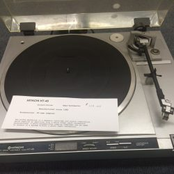 Turntables For Sale At Our Store