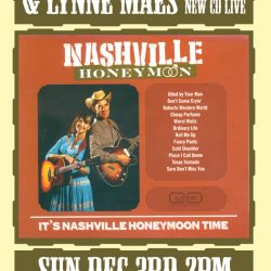 Sunday Afternoon Honky Tonk Live 12/03 2PM